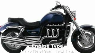 5. 2009 Triumph Rocket III Base superbike, Specs