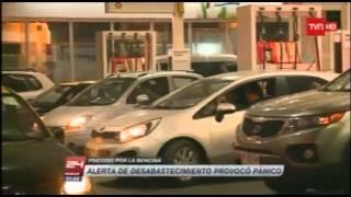 Aldo Mascareño se refiere al rumor de desabastecimiento de combustible