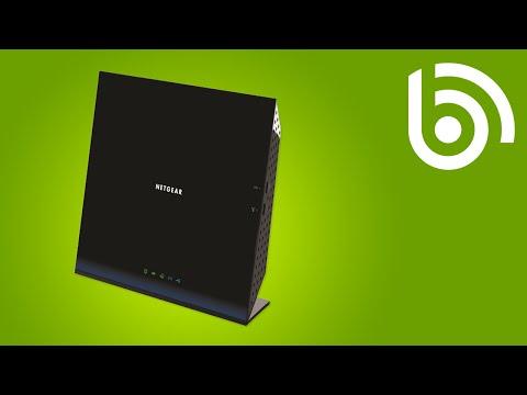 NETGEAR D6200 WiFi AC Router Introduction