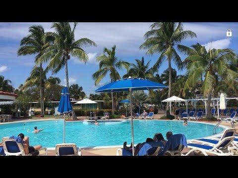 Територия отеля Be Live Experience Varadero 4*.Куба/Варадеро
