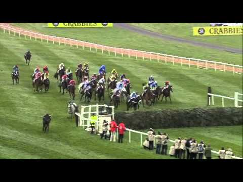 2014 Crabbie's Grand National Chase - Pineau De Re - Racing TV