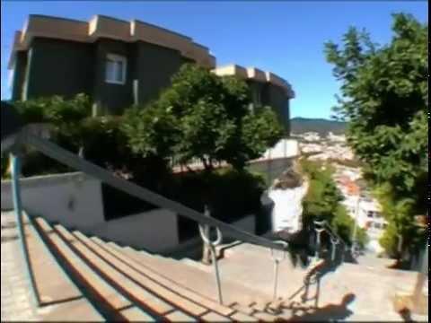 Barcelona Skate Trip 2011 (видео)