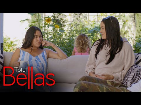 Family drama arises over the possibility of Nikki's baby shower: Total Bellas, Nov. 19, 2020