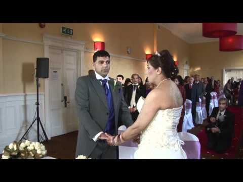 SONIA & ARVIND Civil Marriage at Beaumont House, Old Windsor - Mohinder Chana.mp4