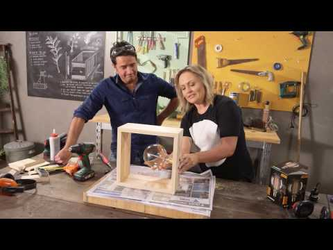 Box Lamp | The Home Team S3 E4