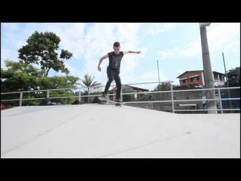 Destroyer Skate Video - Carlos Henrique ( Session Skate Park)