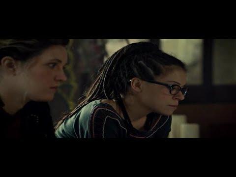 #7 CZ Orphan Black: Cophine scenes (Cosima & Delphine) End of 1st season - CZ subt.