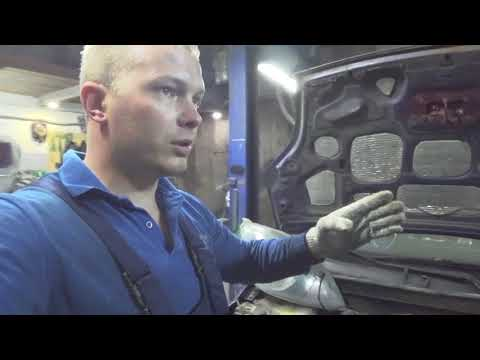 замена сервисного ремня форд фокус 3