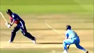 TOP TEN UNBELIEVABLE RUN OUTS IN CRICKET HISTORY HERE YOU CANT BELIEVE ARE THE TOP RUN OUTS...
