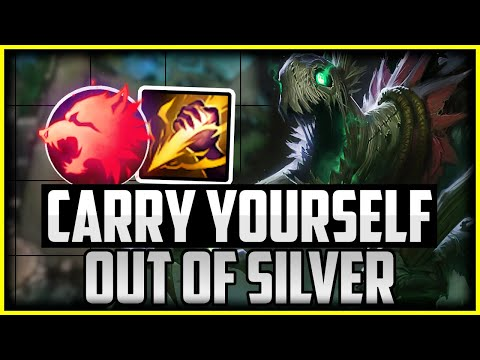 CARRY YOURSELF OUT OF LOW ELO WITH FIDDLESTICKS | FIddlesticks Best Build/Runes Season 11