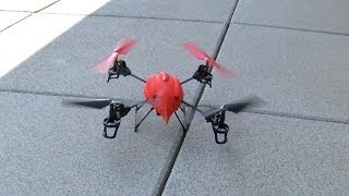 Thumbnail of How To Make HD Aerial Photos Using a $50 Drone (4 min) video