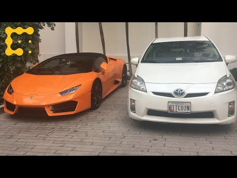 1000 Bitcoin: The World's Most Expensive Prius | CoinDesk video