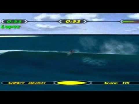 Championship Surfer Dreamcast