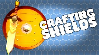 Let's Play My Little Blacksmith Shop! New shields to craft have been added into the sandbox mode so Josh shows you how to build a shield! The new My Little Blacksmith Shop Alpha is UPDATED to 0.0.81! It adds in Smelting, Pickaxes and tools!Download My Little Blacksmith Shop for free on PC:https://dasius.itch.io/my-little-blacksmith-shop?ac=ox5j9VQFMy Little Blacksmith Shop Gameplay Playlist:https://www.youtube.com/playlist?list=PLX1cB1BI8l6k5aXFClKo_5ZnMon3eCEUy---➤Buy a Shirt! - http://shop.spreadshirt.com/GamingFTL➤Support Josh's video creation - http://www.patreon.com/GamingFTL➤Stalk me on Twitter - https://twitter.com/GamingFTL➤Join the Discord community -  https://discord.gg/XnvRSW7If I say something that bothers or you or that you think was ill-considered, please let me know. I can't promise to be perfect, but I can promise to try to listen, learn, and apologise when I screw up. ✌---