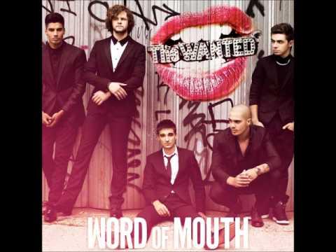 The Wanted - Love Sewn lyrics