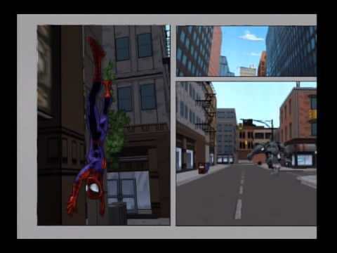 ultimate spider man xbox part 3