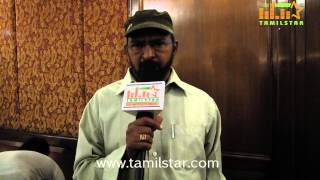 Singer SN Surendar Speaks at Raja vin Sangeetha Thirunaal Press Meet