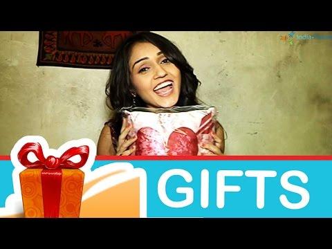 Tanya Sharma's gift segment
