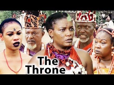 The Throne Complete Season 1&2 - Queen Nwokoye 2019 Latest Nigerian Nollywood  Epic Movie ll Full HD