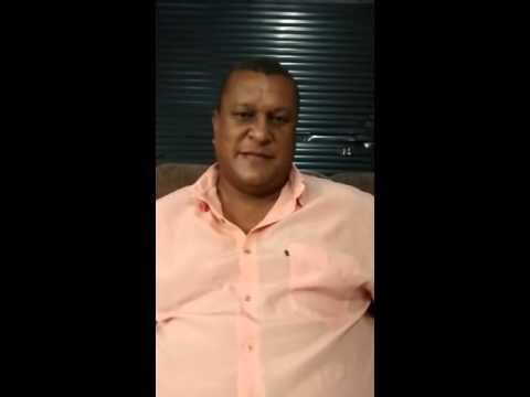Depoimento do vereador Ricardo da Silva