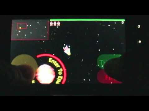 Video of Space Battle