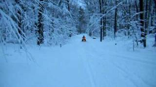 7. 2009 Ski-Doo 600 HO etec 50 Year Anniversary Edition #888 of 1000 -Laskowski Sledding '10