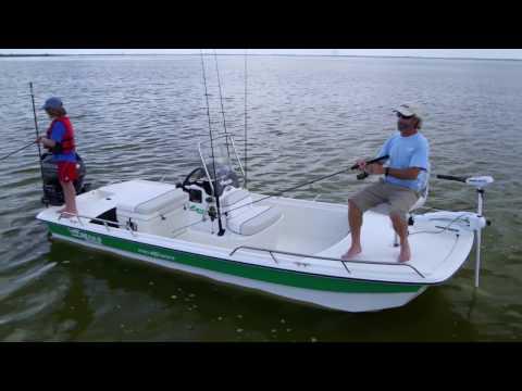 Mako Pro Skiff 16 CCvideo
