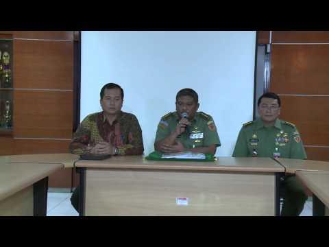 68 Anggota Paskibraka Kunjungi Mabes TNI