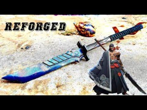 Rèn thanh kiếm của Ryoma