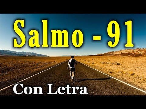 Salmo 91 - Morando bajo la sombra del Omnipotente (Con Letra) HD.