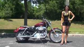 9. Used 2009 Harley Davidson XL1200 Sportster 1200 Motorcycles for sale - Ft. Lauderdale, FL