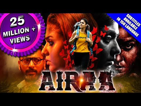 Airaa (2019) New Released Hindi Dubbed Full Movie | Nayanthara, Kalaiyarasan, Yogi Babu