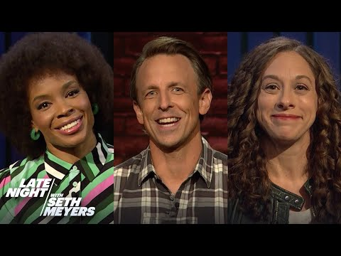 Jokes Seth Can't Tell: Disney+ Racism Warning, Lesbian Vampire Series
