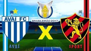 Assistir Avaí x Sport 04/06/2017 Ao vivo Brasileirão Série A 2017 Link do jogo ao vivo abaixo ! Link do Jogo Avaí e Sport ao vivo : http://tudotv.tv/assistir...