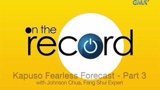Not Seen onTV: Kapuso Fearless Forecast - Part 3