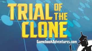 Trial of the Clone YouTube video