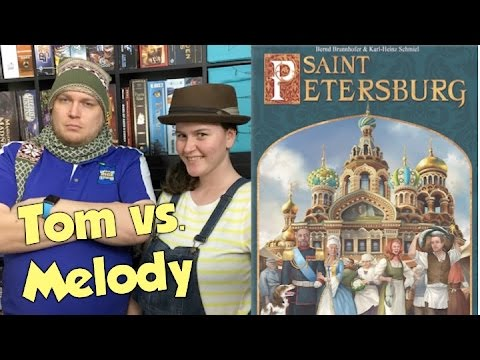 Tom vs. Melody Live! - St. Petersburg