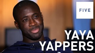 Yaya Toure answers Rio's quickfire questions and tells Rio why Messi is better than Ronaldo?Amazing music by Frankie Stew & Harvey Gunn! Check them out here: https://soundcloud.com/fsandhg Subscribe: http://bit.ly/15QO9WEWebsite: http://five.supplyFacebook: http://on.fb.me/154PdYATwitter: http://bit.ly/12llIk9Google+: http://bit.ly/1cWMlTh
