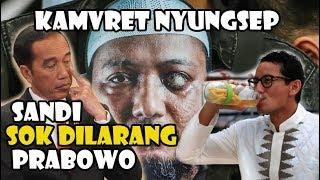 Video Sandi Sok  Iye.. Bilang Dilarang Prabowo Untuk Angkat Isu Novel Baswedan MP3, 3GP, MP4, WEBM, AVI, FLV Januari 2019