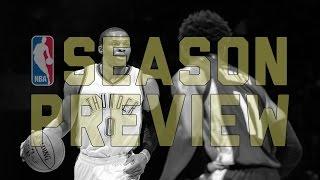 NBA Season Preview Part 9 - The Starters by NBA