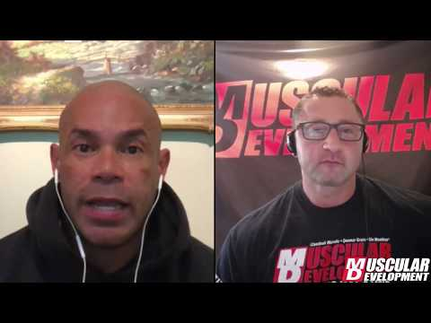90's Euro Tour Stories | How I See It with Kevin Levrone Ep. 28