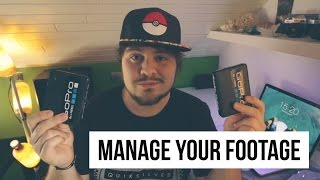 Video How to store and manage your (GoPro) footage! MP3, 3GP, MP4, WEBM, AVI, FLV November 2018