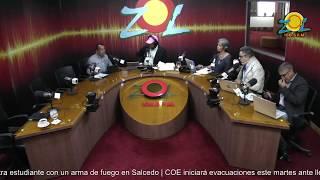 Euri Cabral comenta PRM debe buscar la unida con el PLD para la ley de partidos