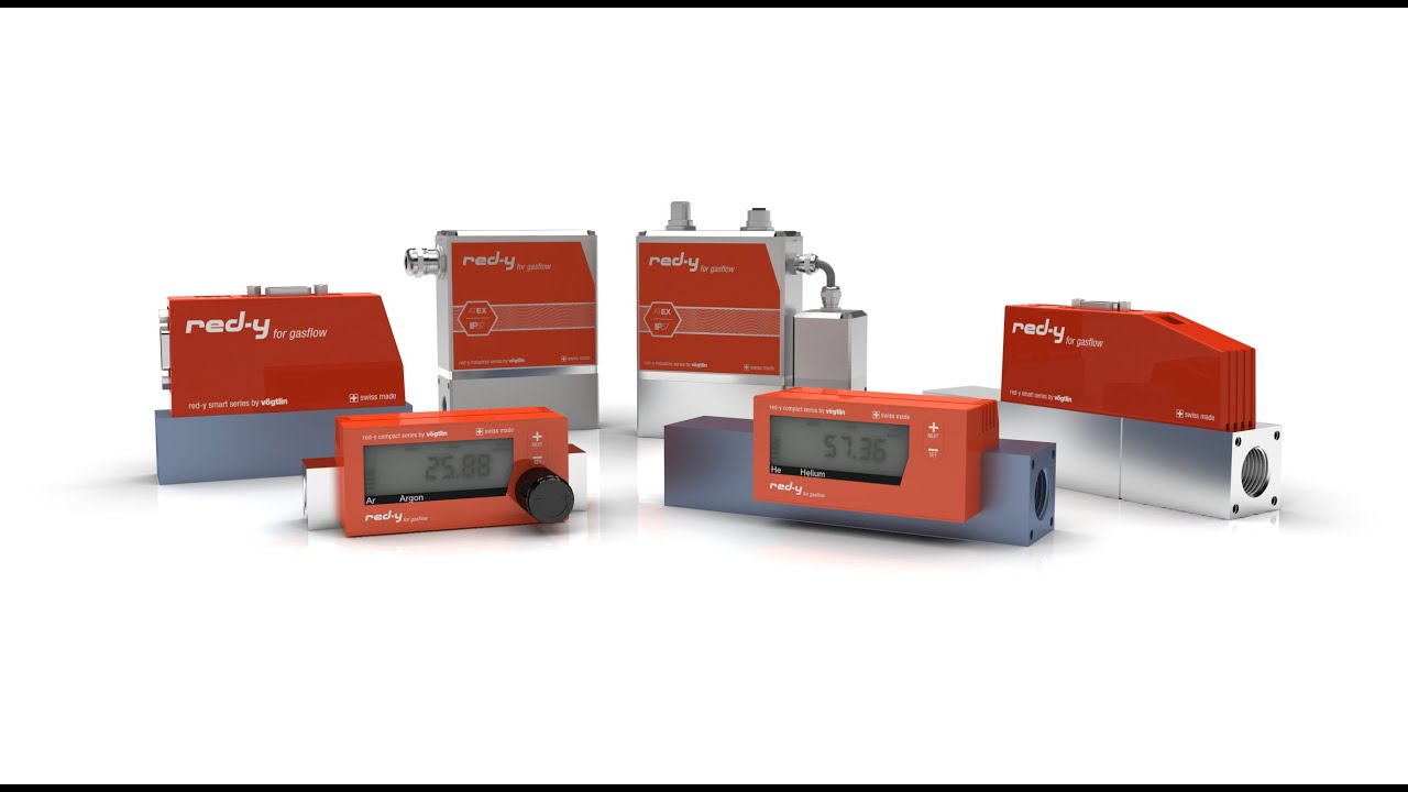 Vogtlin Instruments - Gas Flow Measurement and Control