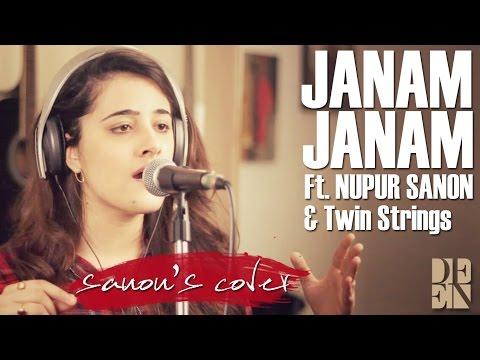 Janam Janam - Dilwale Song Cover by Kriti Sanon's sister Nupur Sanon