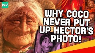 Video Pixar Theory: Why Mama Coco Never Put Up Hector's Photo (Her Backstory) | Discovering Disney MP3, 3GP, MP4, WEBM, AVI, FLV Agustus 2018