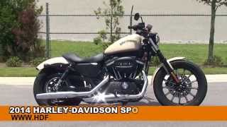 10. Used 2014 Harley Davidson Sportster Iron 883 Motorcycles for sale - Jacksonville, FL