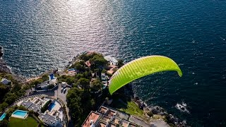 Almunecar Spain  city images : Paragliding around Almunecar (Spain)