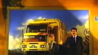 İbrahim Tatlıses ile BMC Kamyon Reklamı