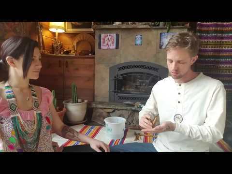 How to Self-Administer Hape' Sacred Amazon Medicine - Step by Step Instructions by Nomecito